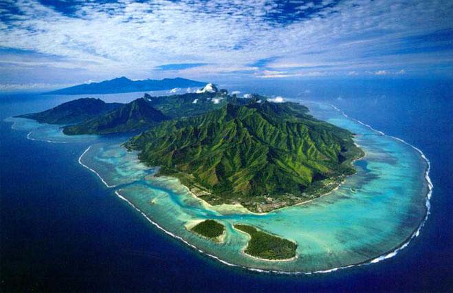 Le voyage des mots s'installe 5 mois à Tahiti.
